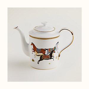 Cheval d'Orient teapot