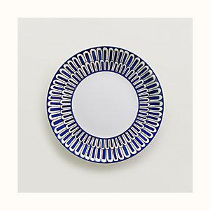 Bleus d'Ailleurs dessert plate