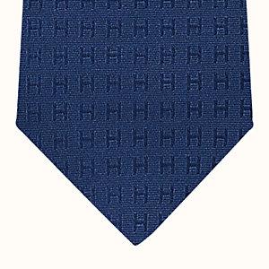 Faconnee H tie