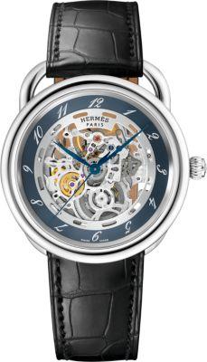 Arceau Squelette watch, 41mm