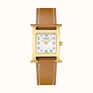 Heure H watch, 21 x 21mm