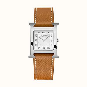 Heure H watch, 26 x 26mm
