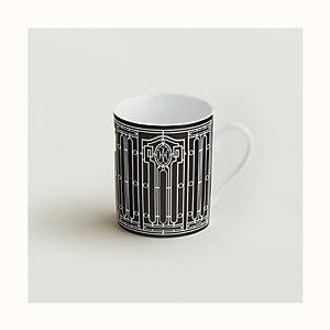 H Deco mug