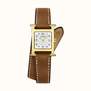 Heure H watch, very small model 17.2 x 17.2 mm