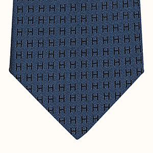 Faconnee H Bicolore tie
