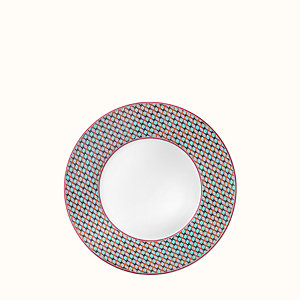 Tie Set soup plate