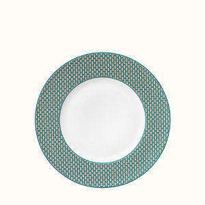 Tie Set dinner plate