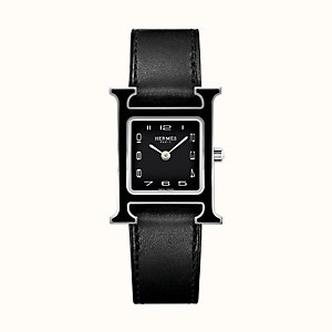 Heure H watch, small model 21 x 21 mm