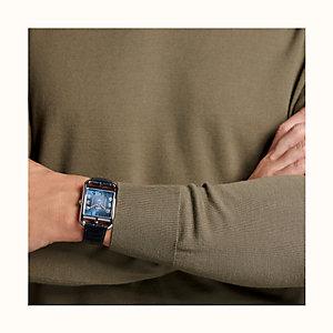 Cape Cod Manufacture watch, 33 x 33mm