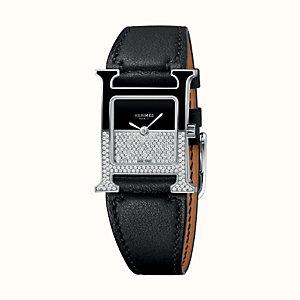 Heure H Double Jeu watch, 21 x 21mm