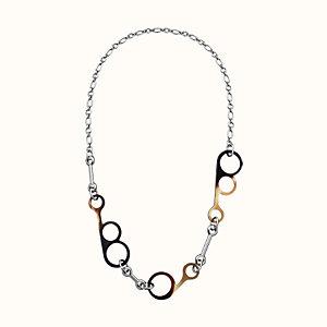 Rhapsody long necklace