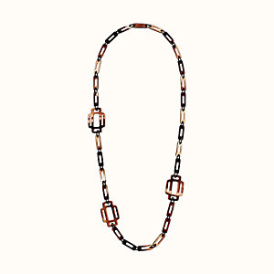 Rhythm long necklace