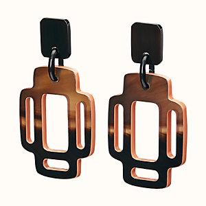 Rhythm earrings