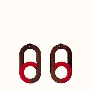 Variation earrings, small model