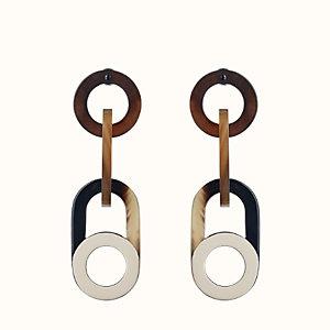 Variation earrings, large model