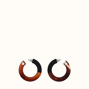 Isthme earrings, large model