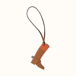 Paddock Boot charm