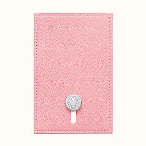 Diabolo card holder