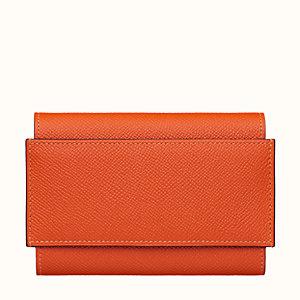 Passant compact wallet
