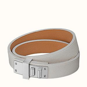 Mini Dog Double Tour bracelet
