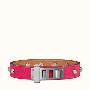 Mini Dog Clous Ronds bracelet