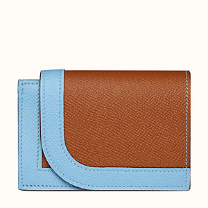 Camail combined change purse