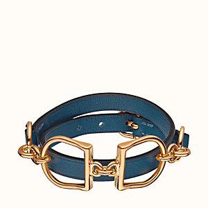 Etrier Double Tour bracelet