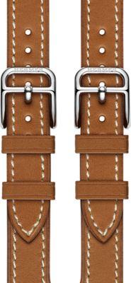 Apple Watch Hermes Strap Double Buckle Cuff 38 mm