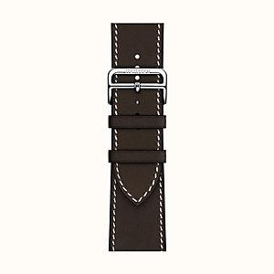 Apple Watch Hermès Strap Single Tour 44mm Deployment Buckle