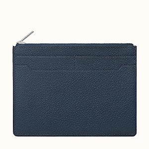 City zippe card holder