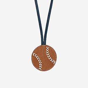 Baseball key holder