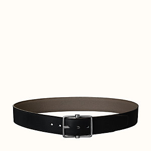 Saddle 38 reversible belt