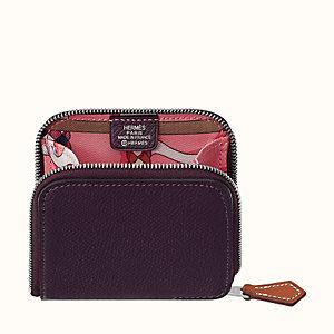 Silk'in change purse