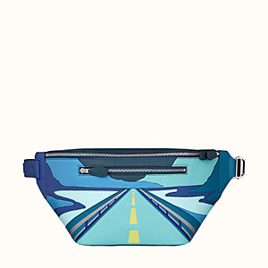 "Cityslide ""Endless Road"" belt bag"