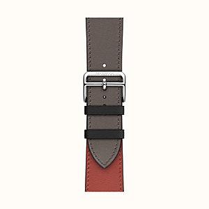 Bracelet Apple Watch Hermès Single Tour 44mm