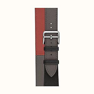 Bracelet Apple Watch Hermès Double Tour 40mm