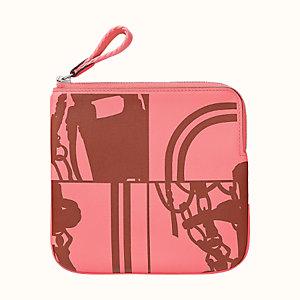 Carre pocket pouch