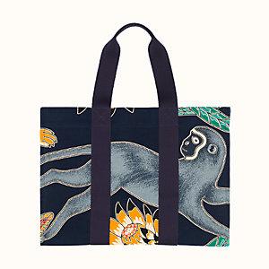 Savana Dance maxi beach bag