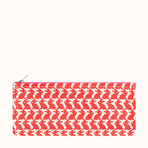 Animaux Pixel pencil case