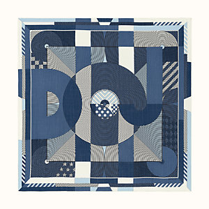 Disc Jockey scarf 100