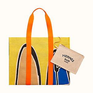 3 Surfs beach bag