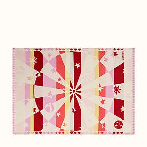 Hermes Circus blanket
