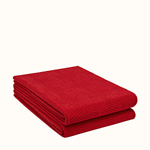 H Panama bed cover