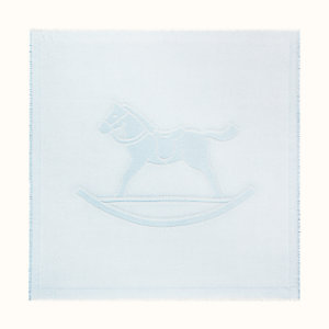 Cheval a Bascule blanket