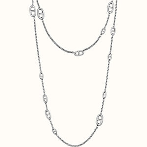 Farandole long necklace