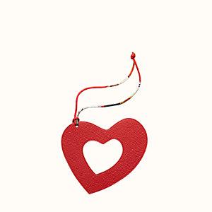 Heart charm, large model