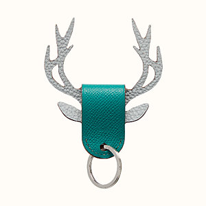 Stag key ring