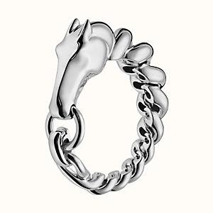 Galop Hermes bracelet, large model