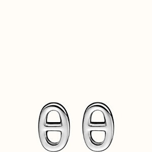 Chaine d'Ancre earrings, very small model