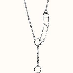 Chaine d'Ancre Punk long necklace